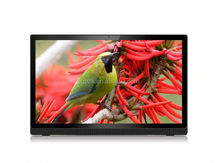 21.5inch Andriod WIFI retail store lcd bus Advertising Video Player