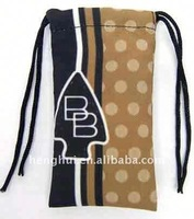 Universal Drawstring Bag Case Cover Pouch for Mobile Phone, MP3 Players