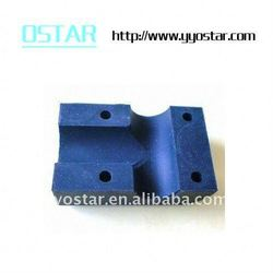 OEM molded natural rubber component