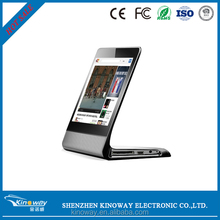 "OEM/ODM 7"" China Bulk Android WIFI Multi Touch Screen Digital Photo Frame With Bluetooth wifi player"