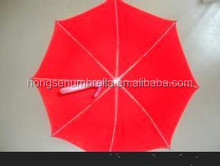 Honsen metal shaft promotional mans golf umbrella