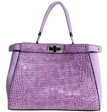 PU HANDBAG made in China for lady