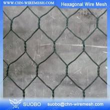 Alu Hex Grid Net Plastic Hex Mesh Pig Hex Wire Netting