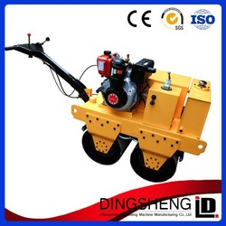 Hot sale Honda engine vibration drum roller with top performance