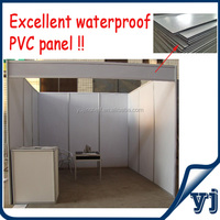 Wholesale and durable standard trade show booth/ standard exhibition stall with waterproof panel/board