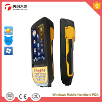 Wide Application Industry PDA Windows Mobile 6.5