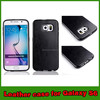 hot new products for 2015 for samsung galaxy s6 tpu pu case cover