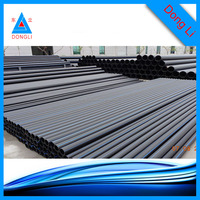 20mm to 1200mm PE100 pead pipe for water supply 1.0MPa