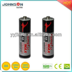 Hot sale r6 aa size battery