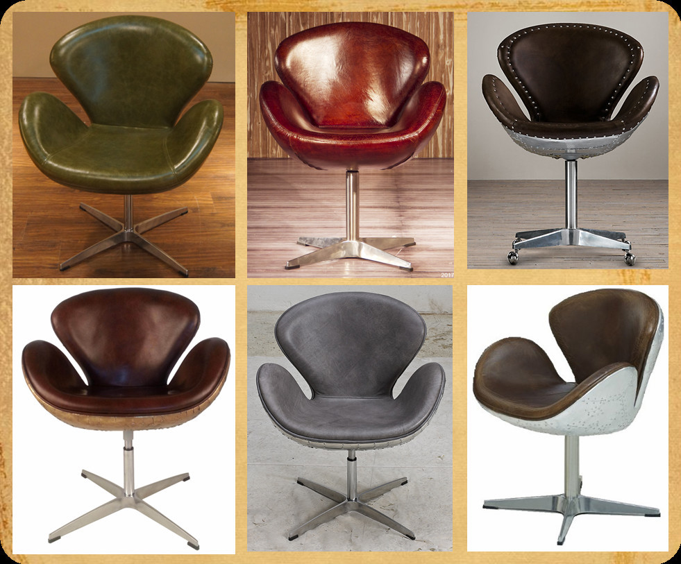 spitfire vintage aluminium swan chair buy aluminium swan chair