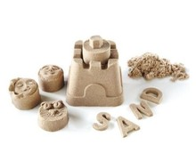 New No-Mess Indoor Playing DIY Kinetic Magic Sand for Children Kids
