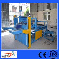 High Speed Semi-Auto Carton Folding and Gluing Machine