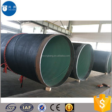 API5L seamless oil pipe/tube with inner and outer coating for oil pipeline system