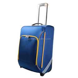 Hot selling nylon cheap luggage travel bags,trolley luggage