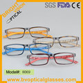 Idee lentes TR90 Marcos ópticos Plásticos (8069)