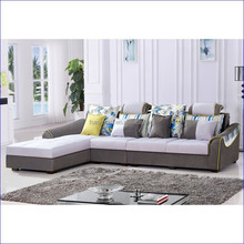 2015 modern Northern Europe sofa living room office fabric sofa corner sofa