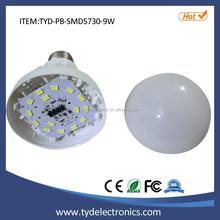 Energy saving led light bulb parts SKD CKD led lamp parts led bulb parts