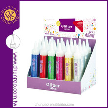 Non-toxic Washable Glitter Glue Kit for School Kid ARTS and CRAFTS