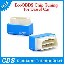 EcoOBD2 Diesel Car Chip Tuning Box Plug and Drive OBD2 Chip Tuning Box Lower Fuel and Lower Emission