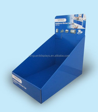 Kitchenware Promotion Cardboard Counter Display Stand, Paper Display, PDQ Box
