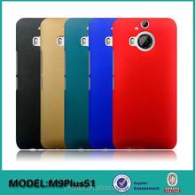 2015 new arrival Rubberized Hard PC case for HTC one M9 Plus
