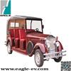 Electric classic car, 9 seats, classic cart