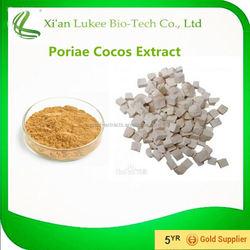 Bulk wholesale fu ling extract Poria Cocos Extract/Tuckahoe Powder