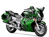 motorcycle bodykit for yamaha fjr1300 2003 2002 2004 2005 2006 fjr 1300 02 03 04 05 06 green