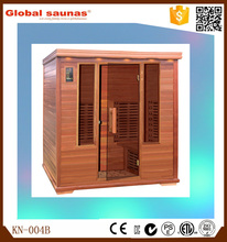 Luxury Outdoor Home Mini Sauna Room