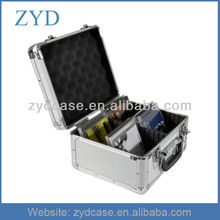DJ Aluminium CD case, 40 CDs ZYD-CD10