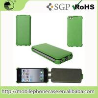 Popular design cellphone case Pu Phone Case For iPhone 5