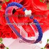 dark blue orthodox prayer rope wristband