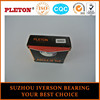 good quality and long life china bearing deep groove ball bearing 6206 ZZ(30*62*16) Pleton brand for gear-box