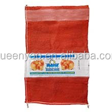 fruit mesh bag leno bags
