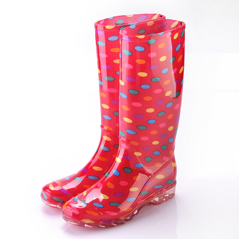 Ladies Fashion Gumboots