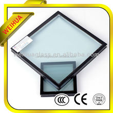 hard coating low-e glass with CE / ISO9001 / SGS / CCC
