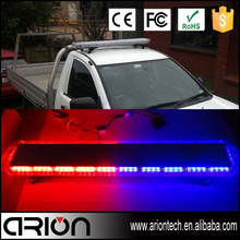 "88W 47"" Light Bar Roof Top led emergency light Hazard Warning Light Bar"