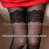 Direct Manufacturer Factory Price!Sexy Tube Nylon Stocking For Lady