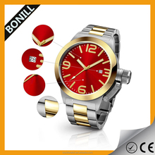 President stainless steel watch , japan movt quartz watch stainless steel , quartz stainless steel back watch