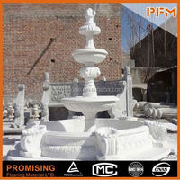 PFM Chinese outdoor ball fountain decorative metal room divider for hotel&villa project design