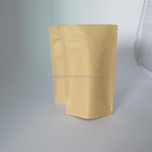 Brown kraft grocery papre bag/paper paper bag/kraft paper bag