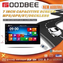 7 inch car DVD Player with Ful Touch key & Capacitive screen