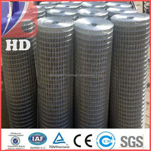 Galvanized /PVC coated Welded wire mesh good supplier