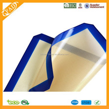 New-brand Nonstick Silicone Plate Mat For Kitchen