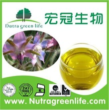 100% nature borage oil containing up to 24%~26% GLA