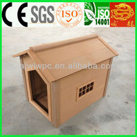 outdoor wall panel wpc dog house