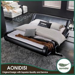 Modern Design King Size High-Class Bedroom Furniture