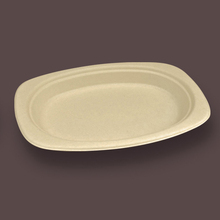 Hot sale eco disposable plates