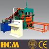 low investment high profit business QT4-20C cement hollow concrete block making machine