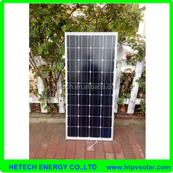 Best price power 100w solar panel mono 100wp